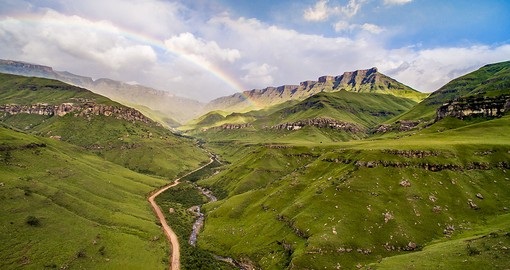 Sani Pass Amp Lesotho Tour South African Tours Amp Vacations