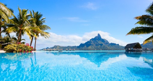Tahiti Taha A And Bora Bora With Airfare