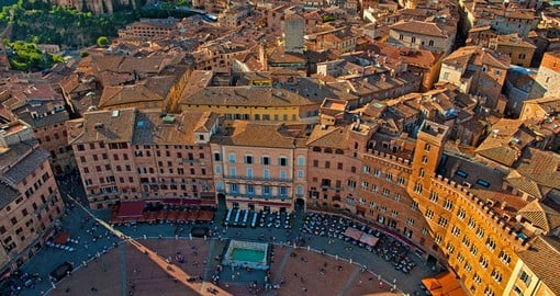 Siena - Home of Il Palio