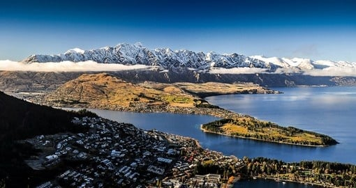 Explore Queenstown during your next New Zealand vacations.