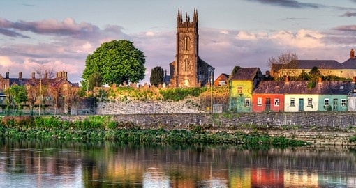Enjoy Limerick on your next Ireland Tours