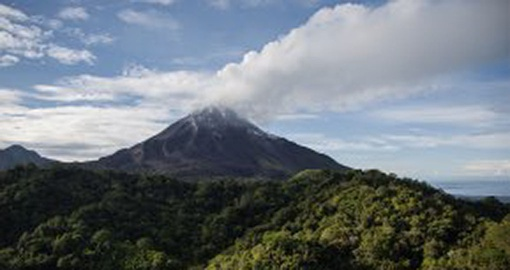 Visit Island of Bougainville and explore several active, dormant volcanoes site during your next Papua New Guinea tours.