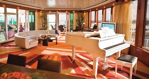The Haven on the Norwegian Pearl.
