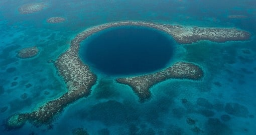 Belize escorted tours