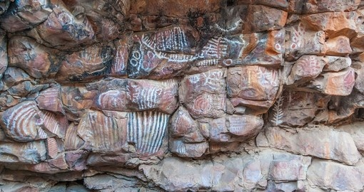 Learn about the Aboriginal Culture and art on your trip to Australia