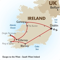 Escape to the West - South West Ireland