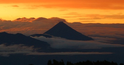Visit stunning Arenal on your Costa Rica Tour