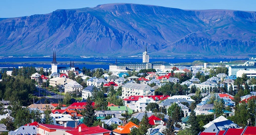Enjoy the sights of Reykjavik on your Iceland Triip