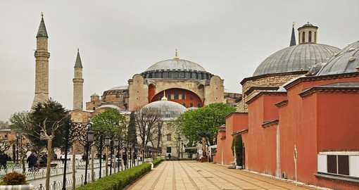 Visit Hippodrome Square in Istanbul while sightseeing in Turkey