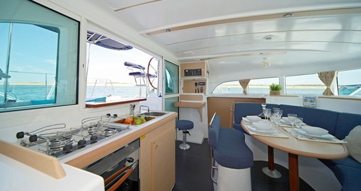 Your Yacht Interior