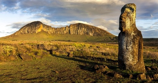 Explore gorgeous Easter Island on your trip to Chile