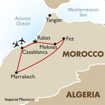 Imperial Morocco (Update Aug 29)