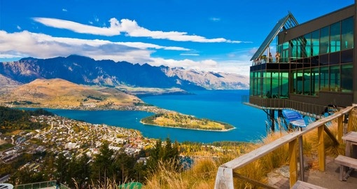 Experience Queenstown, the South Island's playground on your New Zealand Vacation