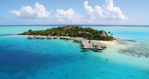 Sofitel Bora private island