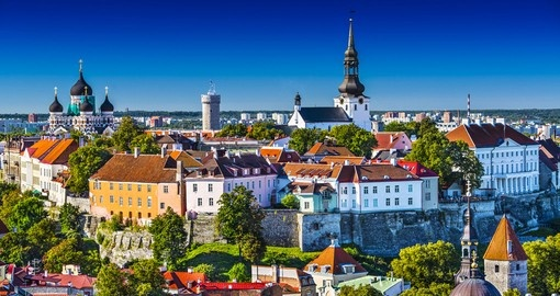 Explore beautiful city Tallinn during your next Estonia vacations.