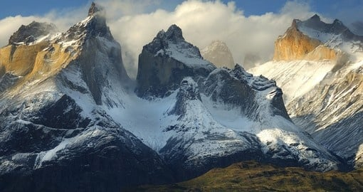 Torres Del Paine National Park is a must visit on your Chile vacation