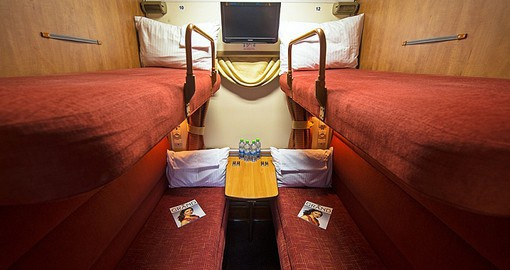 Grand Express - Ecomomy berth