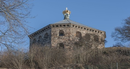Skansen Kronan Fortress in Gothenburg is a must-see during your Sweden vacation