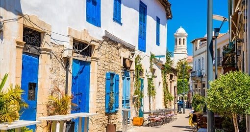 Enjoy a day in Cyprus on your European Cruise