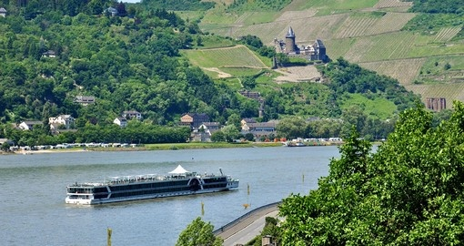 Experience Rhine Cruise during your next Europe vacations.