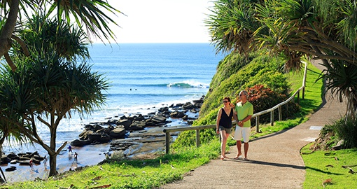The Caloundra Coastal Path