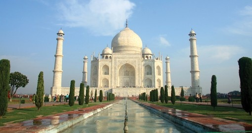 Experience the Splendours of India