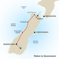 Nelson To Queenstown