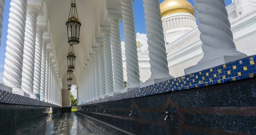 Ablution place