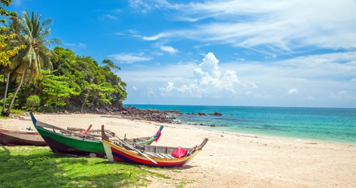 Koh Lanta boasts some of the most pristine beaches in all of Thailand