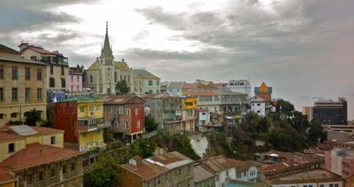 Explore Valparaiso during your next South Pacific vacations.