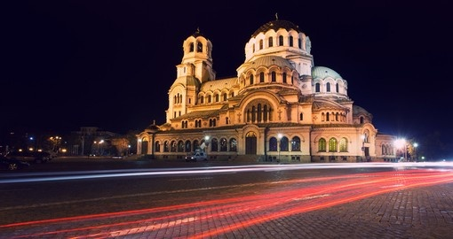 Alexander Nevski Cathedral is a must inclusion on all Bulgaria vacations.