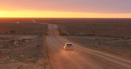 Head on out into the Outback and explore all the adventure of the drive during your next Australia tours.
