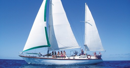 Experience the sailing the Whitsundays on your next Australia Vacations