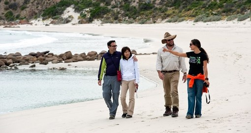 Expert local guides ensure your Australia Vacation is perfect.