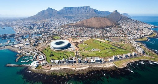 Cape Town - Africa's most beautiful city