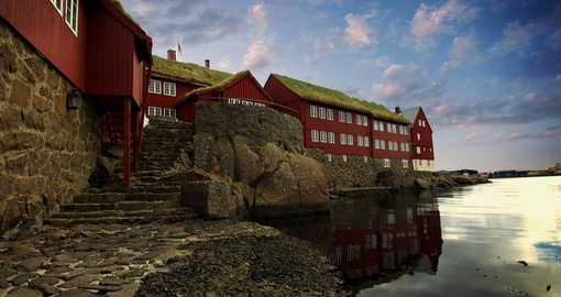 Visit Torshavn in Faroe Islands during your next Denmark vacations.