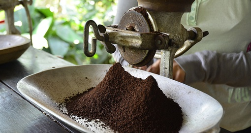 Sample famous Colombian Coffee on your Colombia Vacation
