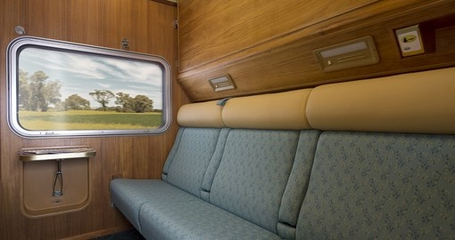 The Indian Pacific Gold Service Goway Travel