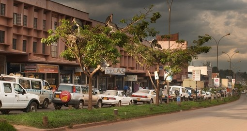 The Ugandan capital - Kampala, is often the starting point of your Uganda safari.