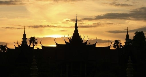 Learn local history on your Cambodia Tour