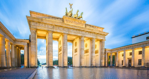 Learn some history in Berlin on your Germany Tour