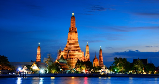 visit historical landmarks on your Thailand vacation