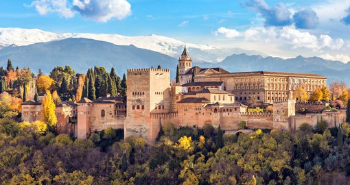 No holiday in Spain would be complete without a visit to Granada and The Alhambra