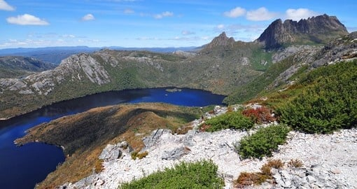 Discover Cradle Mountain on your next trip to Australia.