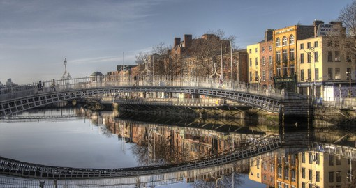 Dublin has been hailed as the friendliest city in Europe