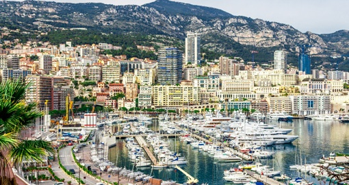 La Condamine, Principality of Monaco, French Riviera