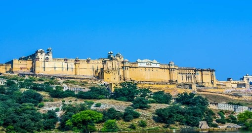 Amber Fort near Jaipur