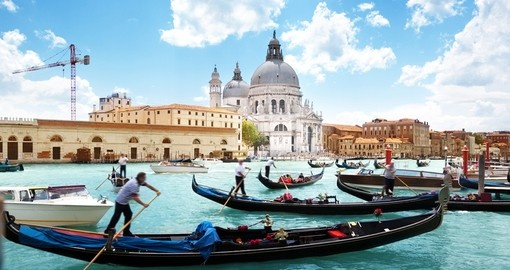 Visit the world famous Basilica during your next Italy vacations.