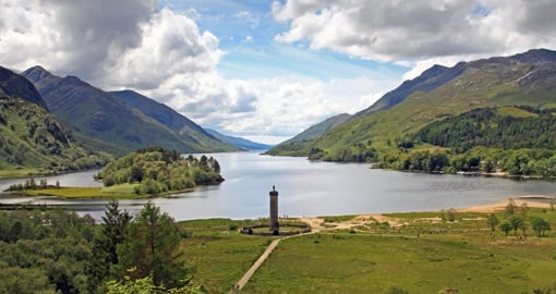 The Beautiful and Inspiring Scottish Highlands