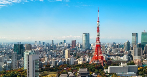 explore Tokyo on your Japan Tour